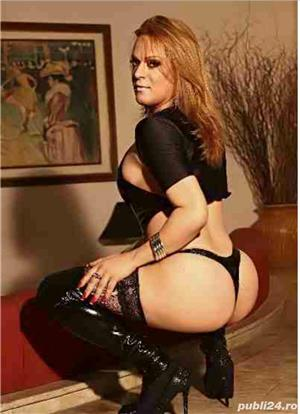 escorte brasov: transexuala feminina aspect fizic placut .